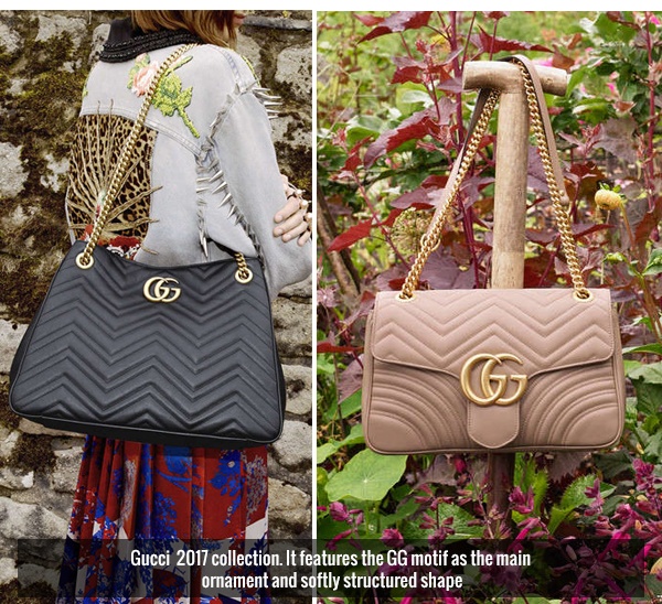 6d518f23367b Gucci GG Marmont Matelasse Shoulder Bag 453569